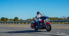 Peaceful Ride 2 (tbottom) Tags: daytona biketoberfest bikeweek bike motorcycles staugustine florida fortmatanzas terrybottom