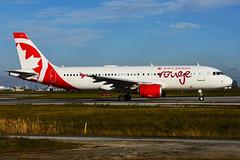 C-GFCI (Air Canada - rouge) (Steelhead 2010) Tags: aircanada rouge airbus a320200 yyz creg cgfci