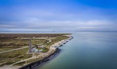 DJI_0159 (burton_ii) Tags: denmark drone lighthouse north sea