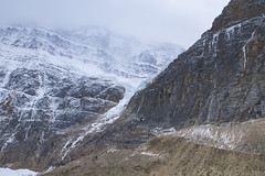 Angel Glacier (Bernie Emmons) Tags: mt edith cavellangel glacierjasper national park alberta glacier mountain snow