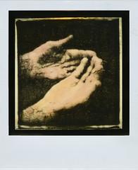 Version colorisée. (Dguyzé) Tags: polaroidoriginals polaroid instantfilm instantlab instantlabuniversal itype itypebw roidweek2019 roidweekspring2019