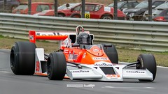 Mclaren M26 (P.J.V Martins Photography) Tags: mclarenm26 mclaren classicf1 classiccar track circuitodoestoril racetrack racingcar f1 vehicle car carro racecar autodromo autoracing estoril portugal