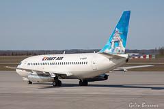 First Air 737 (galenburrows) Tags: 737 737200 boeing firstair ottawa cyow yow aviation aircraft airplane