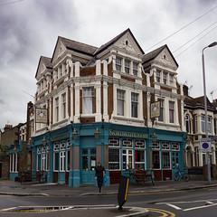 Northcote Arms, Leyton (London Less Travelled) Tags: uk unitedkingdom britain england london eastlondon urban suburban suburb suburbia suburbs walthamforest leyton pub street northcotearms