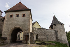 Creußen, Germany (Billy Wilson Photography) Tags: adventure 2019 cycling europe biketour city tower wall germany deutschland bavaria gate franconia ramparts tor turm creusen old architecture town medieval historic defensive