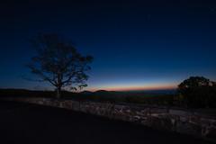 Thornton Hollow Overlook at Dawn (jn3va) Tags: skylinedrive shenandoah shenandoahnationalpark dawn thorntonhollow va usa virginia