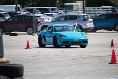 Porsche 718 Cayman S (@EO_76) Tags: autocross autox weekendracer dailyracecar racecar grassrootsmotorsports nikon nikond500 nikkor maryland