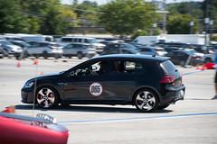 Volkswagen Golf GTI Mk7 (@EO_76) Tags: autocross autox weekendracer dailyracecar racecar grassrootsmotorsports nikon nikond500 nikkor maryland