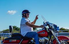 Peaceful Ride 4 (tbottom) Tags: daytona biketoberfest bikeweek bike motorcycles staugustine florida fortmatanzas terrybottom