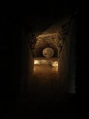 Camara de tumba interior Tholos o Dolmen de El Romeral Campo de los Tumulos en Antequera Malaga 04 (Rafael Gomez - http://micamara.es) Tags: camara de tumba interior tholos o dolmen el romeral campo los tumulos en antequera malaga
