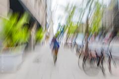 Street Strokes (hp light) Tags: blur street