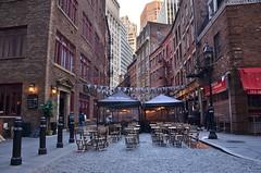 Stone Street, 11.11.17 (gigi_nyc) Tags: financialdistrict nyc newyorkcity stonestreet