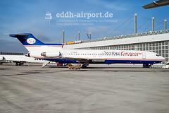 Sterling European, OY-SBN (timo.soyke) Tags: oysbn boeing b727 b727200 sterling sterlingeuropean aircraft plane airplane jet trjet triholer