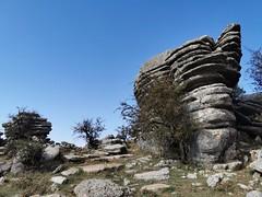 Monumento Natural El Tornillo del Torcal de Antequera Malaga 03 (Rafael Gomez - http://micamara.es) Tags: monumento natural el tornillo del torcal de antequera malaga