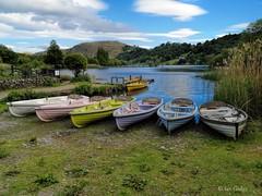 Faeryland Grasmere (Ian Gedge) Tags: england uk britain cumbria lakedistrict lake grasmere faeryland boats water
