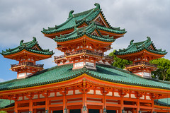 Heian-jingu Shrine (SAK Travels) Tags: asia heianjingushrine japan kyoto