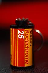 Kodachrome 25 (Corey Hodgson) Tags: nikonf100 f100 rvp100 velvia100 kodachrome saturation red canister film