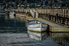 Rocky Point Park Pier, Port Moody, BC (Explored) (SonjaPetersonPh♡tography) Tags: portmoody burrardinlet bcparks park rockypointpark rockypoint rockypointmarina bc britishcolumbia canada nikkor nikon nikond5300 afsdxnikkor18300mmf3563gedvr waterscape water inlet boats pier boatrentals dock oldboat viewpoints view rustic old
