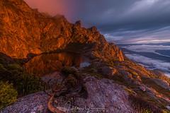 Wild Solitaire (hillsee) Tags: tasmania solitude wild lake mountain landscape nikon d850