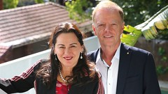 Tania and Peter AFR photo Oct 2019