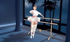 #106 (Prinnie Anne | Blogger | Model) Tags: deaddollz ballet secondlife truth hair sl blog blogging blogger beauty fashion fashionblog fashionblogger fashionmodel maitreya catwa clothing glamaffair
