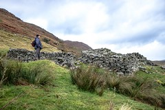 Broch 16 (allybeag) Tags: broch lochbroom rhiroy ancientmonument scotland drystone walls views steve