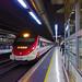 Barcelona Sants station - Barcelona, Spain - Oct 2019