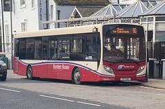 Borders Buses 11717 YY17 GSZ (22/10/2019) (CYule Buses) Tags: service60 bordersbuses wcm westcoastmotors enviro200 alexanderdennis alexanderdennisenviro200 yy17gsz 11717