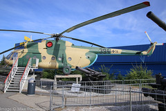 94+18 - Mil Mi-8T, displayed rooftop at Sinsheim (egcc) Tags: 0323 394 9418 autotechnikmuseum dhozb ddrvhb germanairforce helicopter lightroom mi8 mi8t mil sinsheim sinsheimmuseum technikmuseum technikmuseumsinsheim