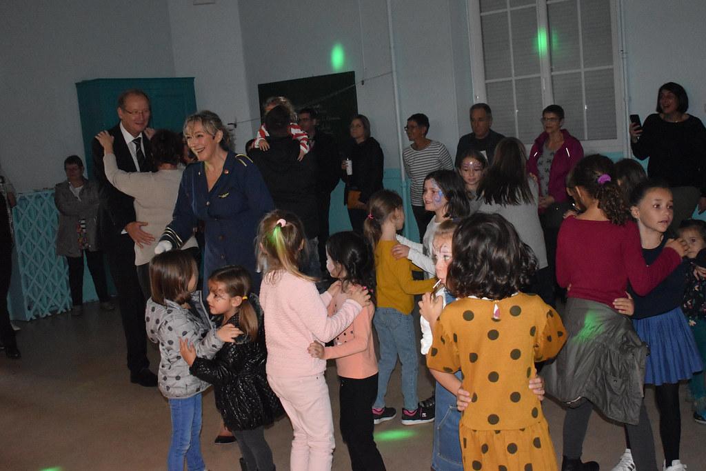Centenaire de l'école des Baudras