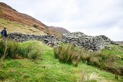 Broch 19 (allybeag) Tags: broch lochbroom rhiroy ancientmonument scotland drystone walls views steve