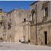 Vaste (Lecce), palazzo baronale e chiesa madre.