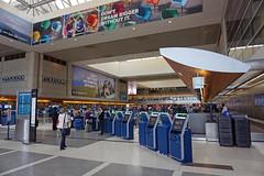 Tom Bradley International Terminal - Los Angeles International Airport, CA (SomePhotosTakenByMe) Tags: tombradleyinternationalterminal indoor terminal usa america amerika unitedstates california kalifornien losangeles internationalairport airport flughafen lax