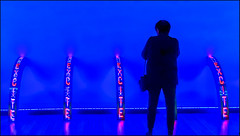 Excite (Timothy Valentine) Tags: vacation massmoca berkshires contessa blue silhouette 1019 camera2 northadams hct 2019 fbpost massachusetts unitedstatesofamerica jennyholzer ribs2010 u
