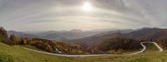 Dobšinský kopec in autumn (Martin Vodzak) Tags: dobsina dobsinky kopec fia hill climb autumn slovakia slovensko fall
