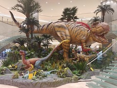 Studio City Macau - T-Rex (mr.gibbygibster) Tags: studiocity macau trex tyrannosaurusrex dinosaur