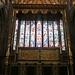 Autel et grande fenêtre, XIVe, cathédrale de la Sainte Trinité, (XIIe-XIIIe), Carli