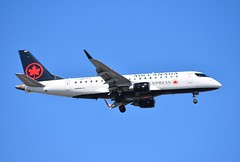 C-FRQM ERJ175 Air Canada Express (corrydave) Tags: cfrqm erj erj175 embraer aircanada boston 17000137