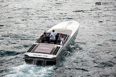 515 AMG Project One - 15,69m - Cigarette Racing (Raphaël Belly Photography) Tags: rb raphaël raphael belly photographie photography yacht boat bateau superyacht my yachts ship ships vessel vessels sea motor mer m meters meter 515 amg project one 15m 15 16m 16 cigarette racing grey gris grise silver black noir noire nero nera