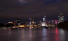 London.... (albertolucifora3) Tags: london londra notte night riflesso luci città metropoli cityscape lungaesposizione england