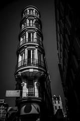 Nowhere to sit (.KiLTЯo.) Tags: kiltro fr france niza nice street architecture urban building bw blackandwhite costaazul aoi elitegalleryaoi bestcapturesaoi