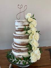 IMG_6259 (backhomebakerytx) Tags: backhomebakery home back bakery wedding cake naked bride three brides bridal tier