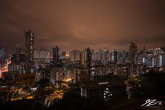 Dream Of Complications (TVZ Photography) Tags: hdr highdynamicrange quarryhill homantin lokmansunchuen kowloon hongkong tree city cityscape landscape night evening lowlight longexposure sonya7riii sony 1635mm sel1635gm