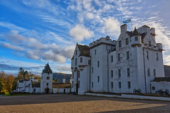 Blair Castle ~  Blair Atholl (Margaret S.S) Tags: blairatholl pitlochry blaircastle perth kinross scotland