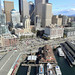 WSDOT Photo: Seattle waterfront aerial: University to Columbia