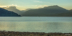 "Beinn Ime, Strone Point and Loch Fyne from Inveraray at 06:07. (Scotland by NJC.) Tags: sunrise dawn daybreak sunup morning daylight شُروقُ الشَّمْس ""nascer do sol"" 日出 ""izlazak sunca"" ""východ slunce"" solopgang zonsopgang amanecer auringonnousu ""lever du soleil"" sonnenaufgang alba 日の出 mountains hills highlands peaks fells massif pinnacle ben munro planina hora bjerg berg montaña vuori montagne βουνό montagna fjell lakes lochs reservoirs waters meres tarns ponds pool lagoon lago 湖 jezero järvi lac see λίμνη 호수 inveraray lochfyne stronepoint scotland"