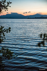 Photo of 04:36. North of Cameron House Hotel, a view to Ben Lomond across 15 miles of Loch Lomond.