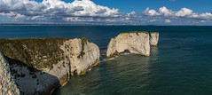 Old Harry Rocks (Ian Emerson (Thanks for all the comments and faves) Tags: oldharryrocks chalk rocks seascape coastal coastline sea englishchannel unescoworldheritagesite beautiful landscape outdoor photography canon canon6d dorset