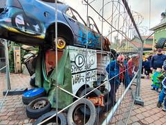Liseberg Halloween 2019 (INOV8 Marketing) Tags: halloween scary event liseberg roller coaster 2019 hotel zombie experiment spooky helix flume clowns vinden skogen gasten loke balder mechanica sweden gothenburg horror mazes