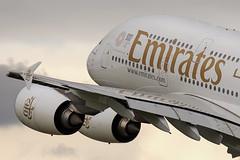 A6-EOR (hartlandmartin) Tags: a6eor emirates airbus a380800 birmingham bhx egbb elmdon aircraft airport airline aeroplane aviation plane nikon d7200 sigma 120400os